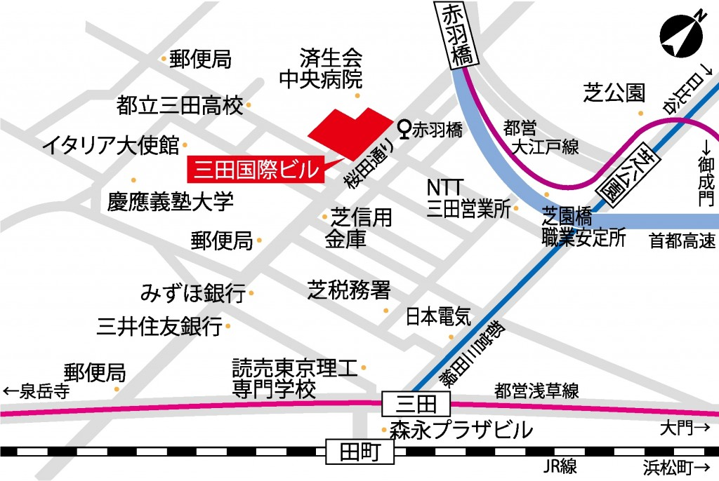 三田国地図J